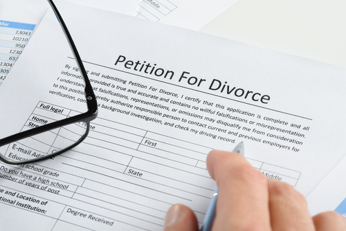New Jersey Divorce Attorney Discusses Filing