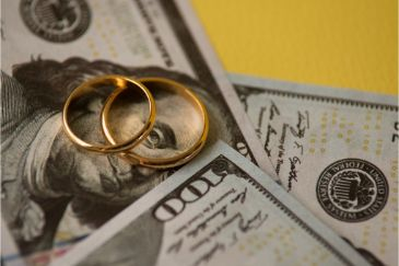 Concerns About Finances After a Divorce