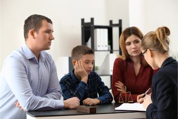 Seeking Mediation for Issues of Child Custody