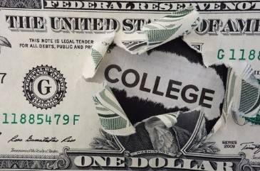 How to Handle College Costs